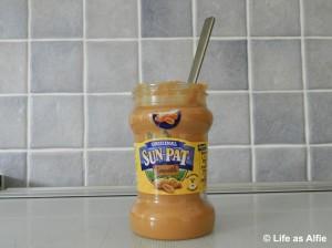 I used Sun-Pat Peanut Butter